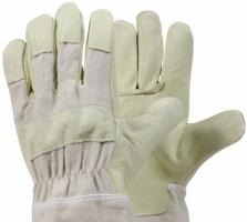 Рабочие кожаные перчатки 24tool Акции! Скидки! Специальные предложения!