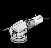 Эксцентриковая шлиф-машина X 1107 VE Flex, Флекс. Круглосуточно! Акции!