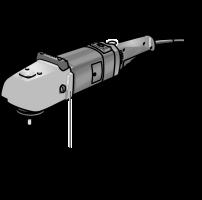 Полировальная машина с кожухом LK 602 VR Flex, Флекс. Круглосуточно!