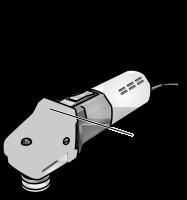 1500-ваттная шлифовальная машина LG 1704 VR Flex, Флекс. Круглосуточно!