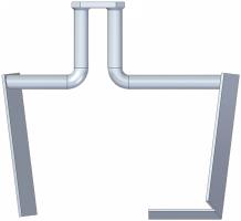 24tool.ru Айбеншток Весло для перемешивания для TwinMix 1800 (T)  Eibenstock