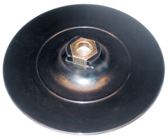 24tool.ru Липучка пластиковая, М 14, Ø 123 мм Eibenstock