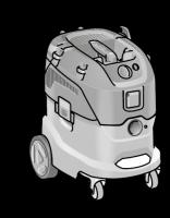 Безопасный пылесос VCE 44 L AC ФЛЕКС с ручной очисткой фильтра, 42 л, класс L – FLEX - 24tool.ru