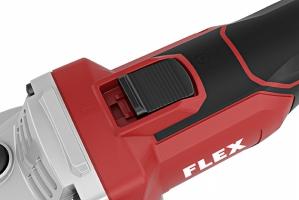 Аккумуляторная угловая шлифовальная машина ACCUFLEX L 125 18.0-EC/5.0 Set Flex, Флекс