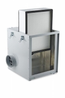 Промышленный воздухоочиститель VAC 800-EC ФЛЕК , класс чистоты M / H – FLEX - 24tool.ru