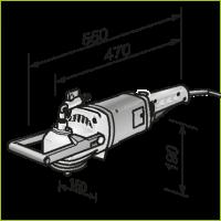 Машина для полирования камня LW 1202 SN Flex, Флекс. Круглосуточно!