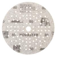 Novastar Ø 125 мм 89 отверстий P500 MIRKA, МИРКА 24tool.ru