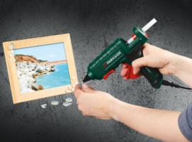 Клеевой пистолет PARKSIDE® PHP 500 D2. 24tool Акции!