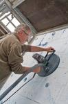 Айбеншток Машина для шлифования материалов теплоизоляции EWS 400 Eibenstock 24tool.ru
