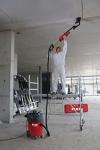 Шлифовальная машина Beton-Giraffe WST 1000 FV Turbo-Jet Flex. Германия!