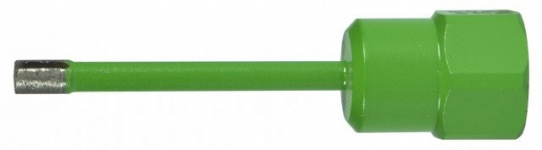 Айбеншток Алмазное мокрое твердосплавное сверло М 12 - Ø 6 мм  Eibenstock