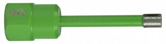 Айбеншток Алмазное мокрое твердосплавное сверло М 12 - Ø 8 мм  Eibenstock