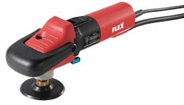 Машина для полирования камня с подачей воды и регулируемой частотой вращения мощностью 1150 Вт со, штекером для подключения к разделительному трансформатору, 115 мм LE 12-3 100 WET - Flex, Флекс
