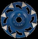 Айбеншток Алмазный шлифовальный диск покрытия Rapid K Ø 125 мм EIBENSTOCK
