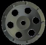 Айбеншток Шлифовальный диск PCD Ø 175 мм EIBENSTOCK
