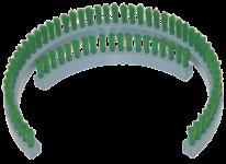 Айбеншток Щеточное кольцо  со съемным сегментом EIBENSTOCK