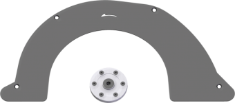 Айбеншток Набор адаптеров для обрезки кромок Eibenstock
