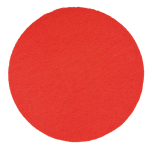 Айбеншток Губчатый резиновый диск Ø 385 мм EIBENSTOCK