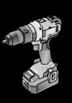Двухскоростная аккумуляторная ударная дрель-шуруповерт 18,0 В PD 2G 18.0 - Flex, Флекс – 24tool.ru
