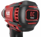 Двухскоростной Аккумуляторный Шуруповерт 10,8 В DD 2G 10.8-EC - Flex, Флекс – 24tool.ru