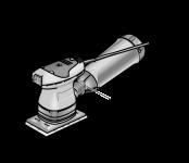 Виброшлифовальная машина OSE 80-2 Set Flex, Флекс. Бесплатная доставка!