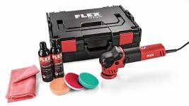 Эксцентриковая полировальная машина для небольших площадей XFE 7-12 80 P-Set - Flex, Флекс