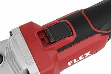 Аккумуляторная угловая шлифовальная машина ACCUFLEX 18,0 В, 125 мм Flex, Флекс 24tool.ru