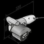 Щеточная машина TRINOXFLEX BBE 14-3 110 - Flex. Бесплатная доставка!