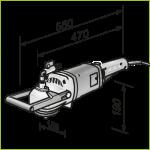 Машина для полирования камня LW 1202 N Flex, Флекс. Круглосуточно!