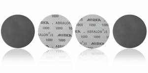 Abralon J3 Ø 150 мм P 4000 MIRKA, МИРКА 24tool.ru