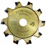 Фреза по композиту FA118.V90-10Z Rokit, Рокит