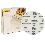 Microstar Ø 150 ММ - без отверстий P 1200 MIRKA, МИРКА 24tool.ru