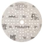 Novastar Ø 125 мм 89 отверстий P150 MIRKA, МИРКА 24tool.ru