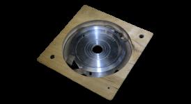 Фреза дисковая V90 по гипсокартону Rokit, Рокит