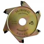 Фреза по композиту FA-118.V90 6Z-20° Rokit, Рокит